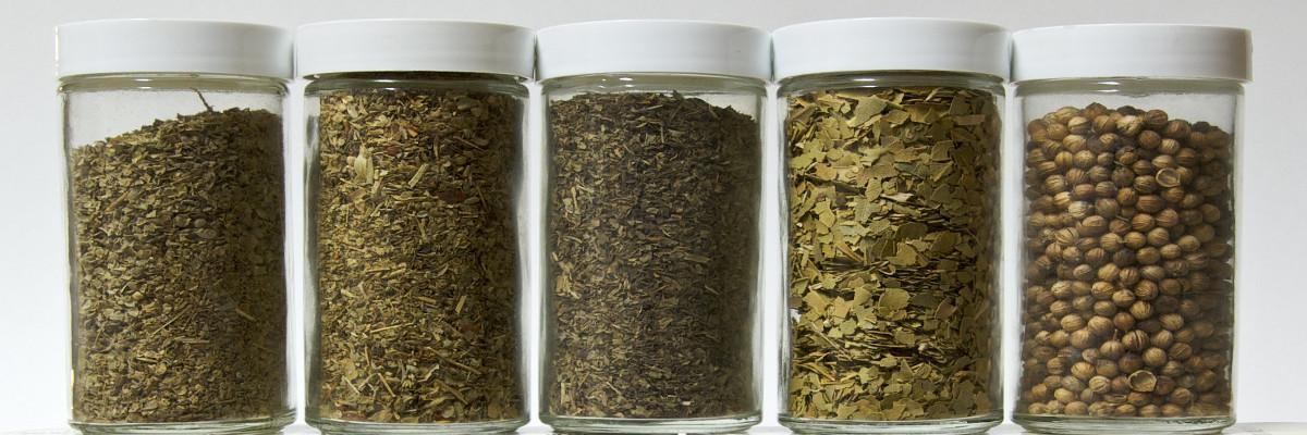 Gluten contamination of spices